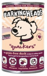 BARKING HEADS Quackers konz. 400g