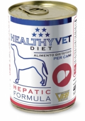HEALTHYVET DIET dog Hepatic 400g