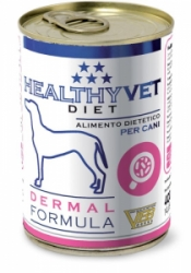 HEALTHYVET DIET dog Dermal 400g