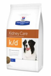 Hill's Canine K/D Dry 2kg
