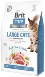 Brit Care Cat Grain-Free Large cats Power & Vitality 400 g