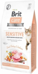 Brit Care Cat Grain-Free Sensi. Heal. Digestion & Delicate Taste 7kg