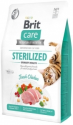 Brit Care Cat Grain-Free Sterilized Urinary Health 400 g