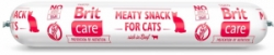 Brit Care Cat Meaty Snack Sausage Beef 80g