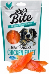 Brit Let's Bite Meat Snacks Chicken Fillet 300g