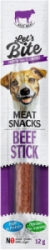 Brit Let's Bite Meat Snacks Beef Stick 12g