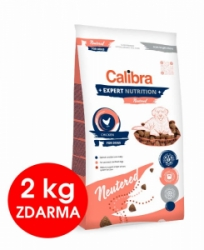 Calibra Dog Expert Nutrition Neutered 7kg