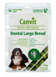 Canvit Snacks Dental Large Breed Health Care 250g