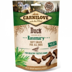 Carnilove Dog Semi Moist Snack Duck with Rosemary 200g
