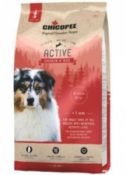 Chicopee Classic Nature Active Chicken-Rice 2kg