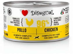 Disugual Dog Mono Chicken konzerva 150g