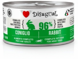 Disugual Dog Mono Rabbit konzerva 150g