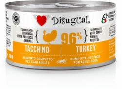 Disugual Dog Mono Turkey konzerva 150g