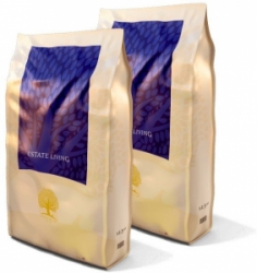Essential Foods Estate Living 2x12,5kg