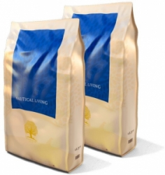Essential Foods Nautical Living 2x12,5kg