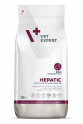 VetExpert VD 4T Hepatic Dog 12kg
