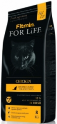 Fitmin cat For Life Chicken 8kg