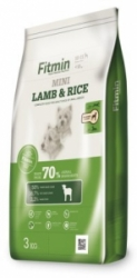 Fitmin Dog mini lamb&rice 3 kg