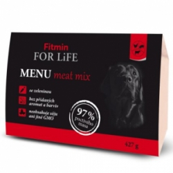 Fitmin Dog For Life MENU meat mix 427g