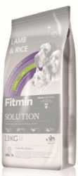 Fitmin Dog Solution Lamb&Rice 2,5kg