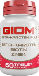 Giom Beta-karoten plus 60 tbl