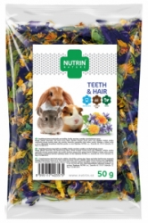 Nutrin Nature Teeth & Hair 50g