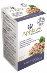 Applaws Cat Mixed Meat in Jelly multipack kapsičky 250g