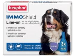 Beaphar Line-on IMMO Shield pes L 3x4,5ml