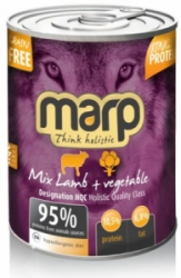 Marp Mix Lamb and Vegetable konzerva 400g