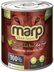 Marp Holistic Dog konzerva Pure Chicken 800g