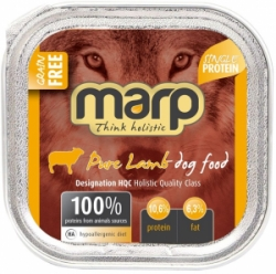 Marp Holistic Dog vanička Pure Lamb 100g