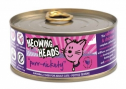 MEOWING HEADS Purr Nickety konz. 100g