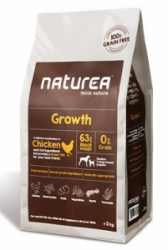 Naturea GF Dog Growth Puppy 12kg