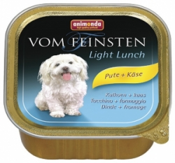 Animonda Vom Feinsten Light krůta + sýr 150g