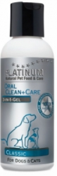 Platinum Natural Oral Clean&Care GEL CLASSIC 120ml
