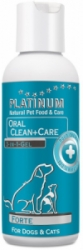 Platinum Natural Oral Clean&Care FORTE GEL 120ml