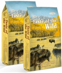 Taste of the Wild High Prairie 2x13kg