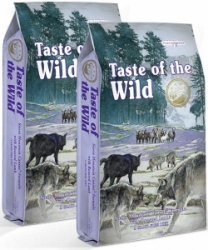 Taste of the Wild Sierra Mountain Canine 2x13kg