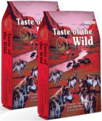 Taste of the Wild Southwest Canyon Canine 2x13kg