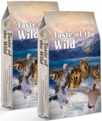 Taste of the Wild Wetlands Wild Fowl 2x13kg