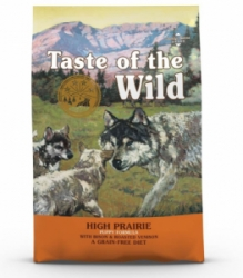 Taste of the Wild High Prairie Puppy 12,2 kg