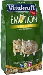 Vitakraft Rodent Degu Emotion beauty osmák 600g