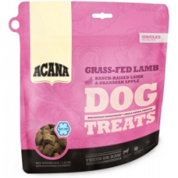 Acana Dog Treats Grass-Fed Lamb pamlsky 92 g
