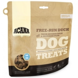 Acana Dog Treats Free-Run Duck pamlsky 92 g