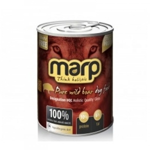 Marp Holistic Dog konzerva Pure Wilde Boar 400g