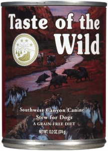 Taste of the Wild Southwest konzerva 390g