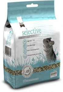 Supreme Science Selective Chinchilla - činčila 350g