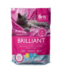 Brit Care Brilliant Silica-gel podestýlka 3,8l