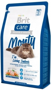 Brit Care Cat Monty I´m Living Indoor 400g