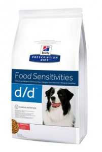 Hill's Canine D/D Dry Salmon&Rice 2kg